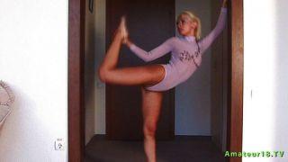 sexy Ballerina Streifen