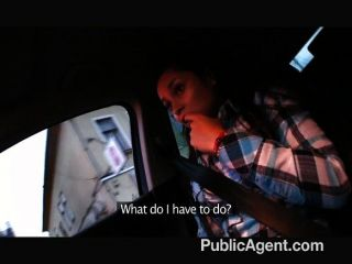 publicagent - kleine Frauen von einem Fremden gefickt