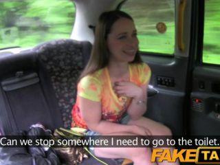 faketaxi - London Tourist fucks wie ein Profi