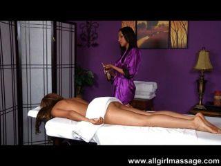 Vicki Chase schöne Labia Massage