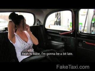 faketaxi - i cum in ihren Arsch in der Rückseite meines Taxi