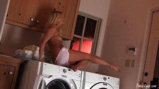 jana jordan, die Spaß in Wäsche