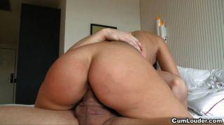 sexy Mädchen mit einem erstaunlichen big ass
