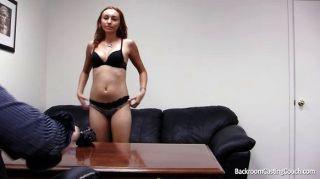 Casting Couch für Porno-Karriere