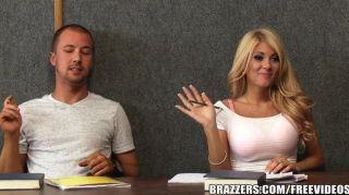 brazzers - Quicky im Unterricht