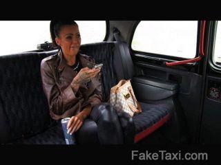 faketaxi - freie Fahrt für den Hintergrund Blasen