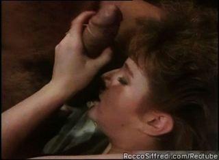 klassische Porno-Szene