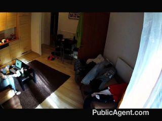 publicagent - hausgemachte Video in einem Hotelzimmer