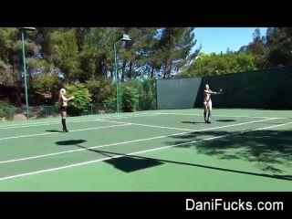 Dani Daniels Lesben Tennis bts