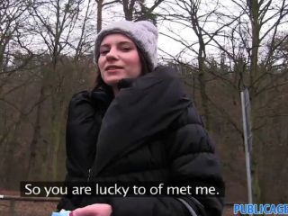 publicagent - Outdoor-Sex mit sexy Frauen