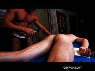immer geil während der Massage