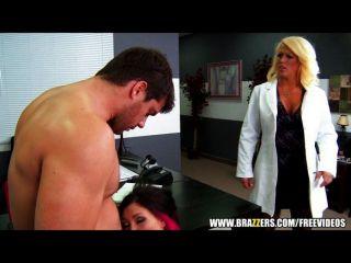 Arzt-Assistent wird verdammt Patienten gefangen