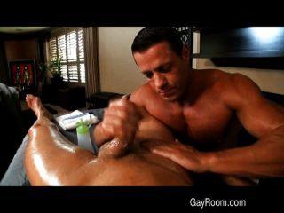 Massage für meine Twink Hunk