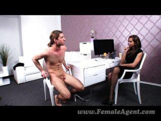 femaleagent - peinliche Casting für enw Mittel