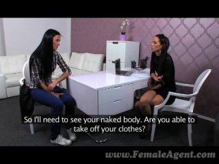 femaleagent - lassen Sie mich Ihnen zeigen, wie es zu tun