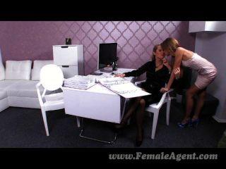 femaleagent - wenn Agenten sexuell kollidieren