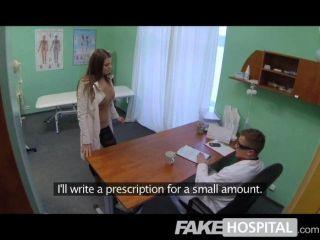 gefälschte Krankenhaus - Arzt verweigert Antidepressiva