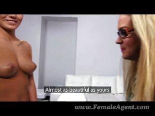 femaleagent - neue sexy Milf bereit für Action