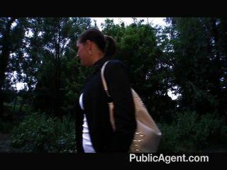 publicagent - Sex auf einer öffentlichen Golfplatz