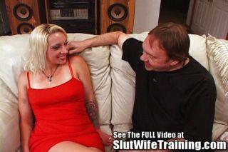 foreighn blonde trainiert zu ficken!