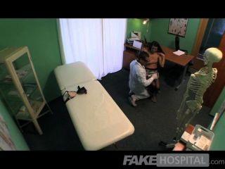 fakehospital - schöne Patienten durch dr gefickt