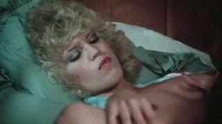 klassischen siebziger Porno: Mädchen in der Nacht