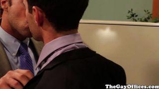 Homosexuell Büro-große Stücke, ihre Lasten spritz