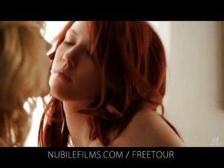 nubile Filme - heißem Wetter wird zu heißen Kuss