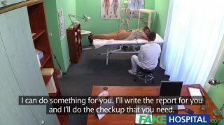 fakehospital - Arzt nimmt sexy russen