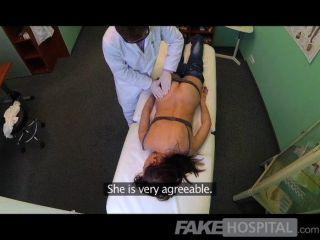 fakehospital - ziemlich geduldig vorbereitet wurde