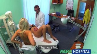fakehospital - dirty Arzt Schritte für Sex in