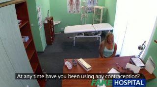 fakehospital - Patient versucht, Ärzte Sperma