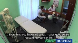 fakehospital - Freund fickt seine Freundin