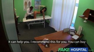 fakehospital - Ältere sexy Betrug Frau