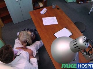 fakehospital - Ärzte sexy blonde ovulating