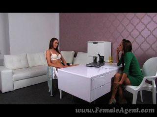 femaleagent - sexy lesbische Säfte
