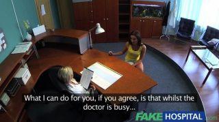 fakehospital - freche Krankenschwester Tests