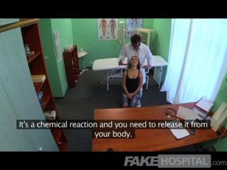 fakehospital - Ärzte Hahn Abflüsse Student