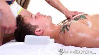 hd - manroyale Hardcore Massage und Arsch Pfund