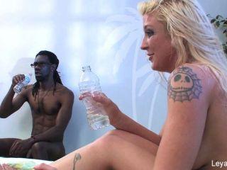 leya Falke zwischen verschiedenen Rassen bts