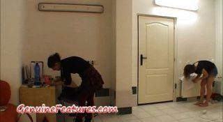 echte erotische Foto-Shooting mit niedlichen tschechischen mum