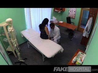 fakehospital - keine Krankenversicherung Fick