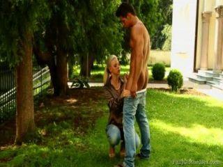 Sex im schönen bj im Boden arbeiten