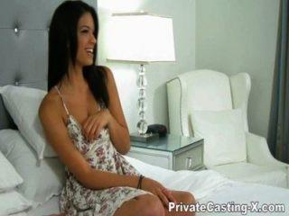 Private Casting x - gebräunte Babe liebt zu ficken