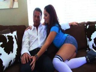 Sheena und ihr Stiefvater