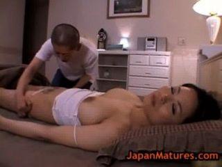 Miki Sato und Jungen - wake up (Teil 3 von 9)