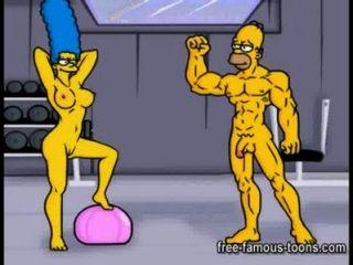 simpsons Pornoparodie