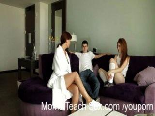 meine Freundin und ihre Mutter mit meiner gfs Mütter bf