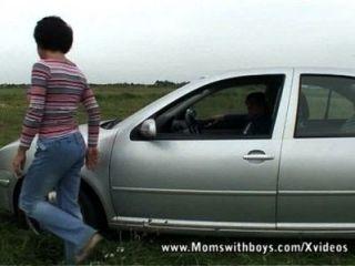 fix mein Auto und lass mich deinen Schwanz lutschen
