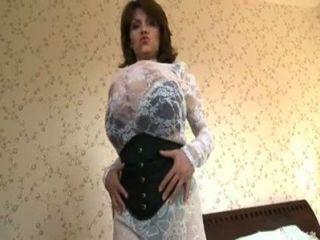 milena velba mit ihren riesigen Titten spielen